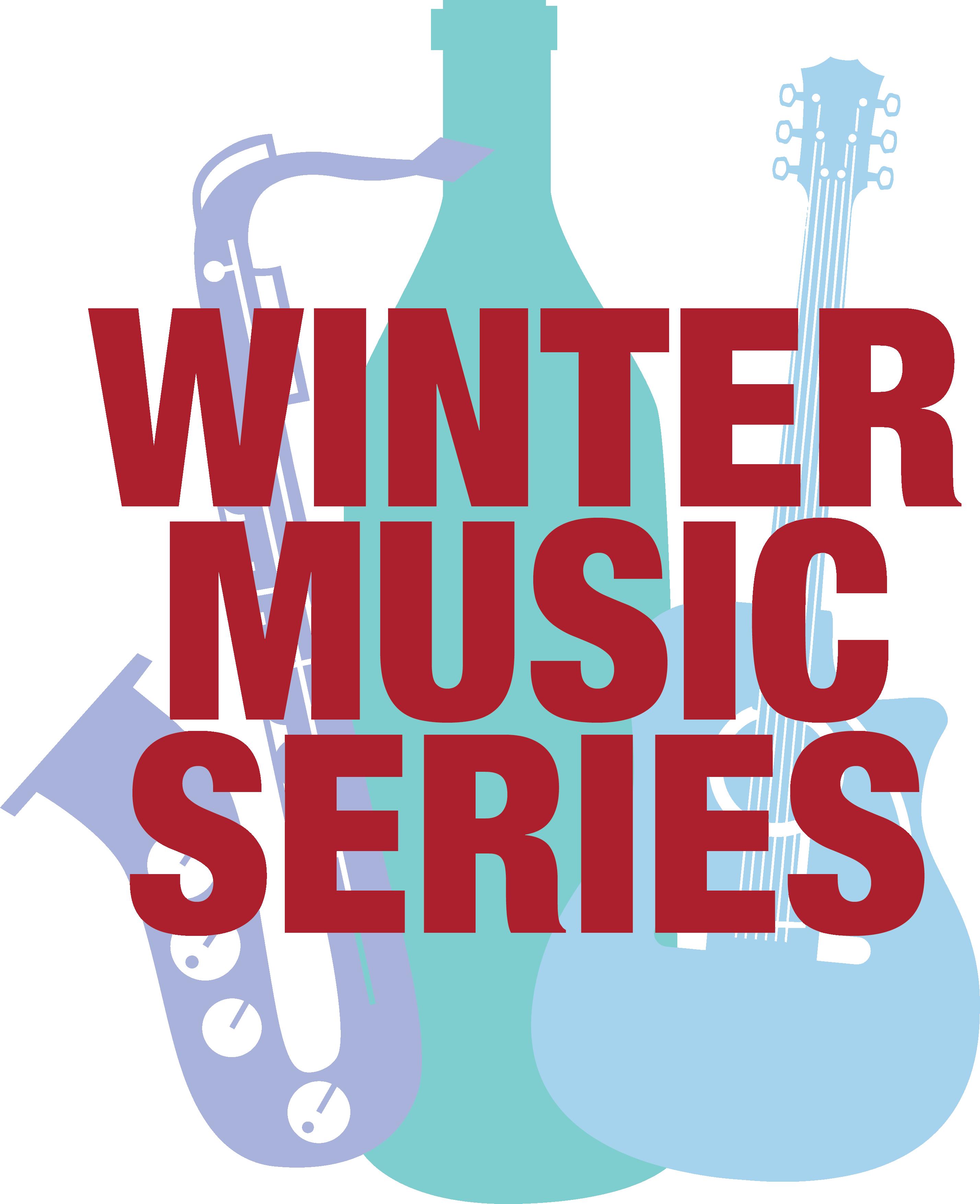 Winter music series at. Florida clipart postcard