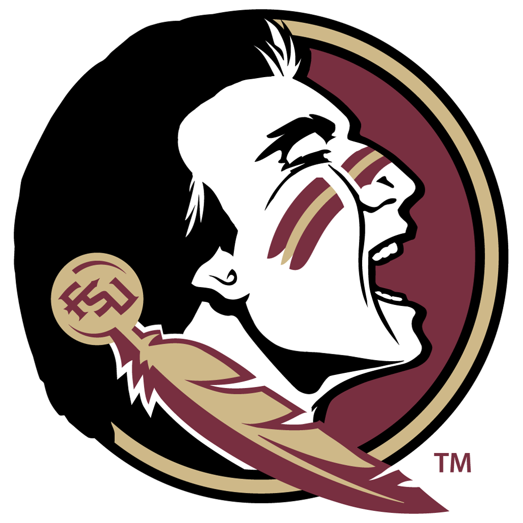 Front of widget state. Florida clipart seminole nation