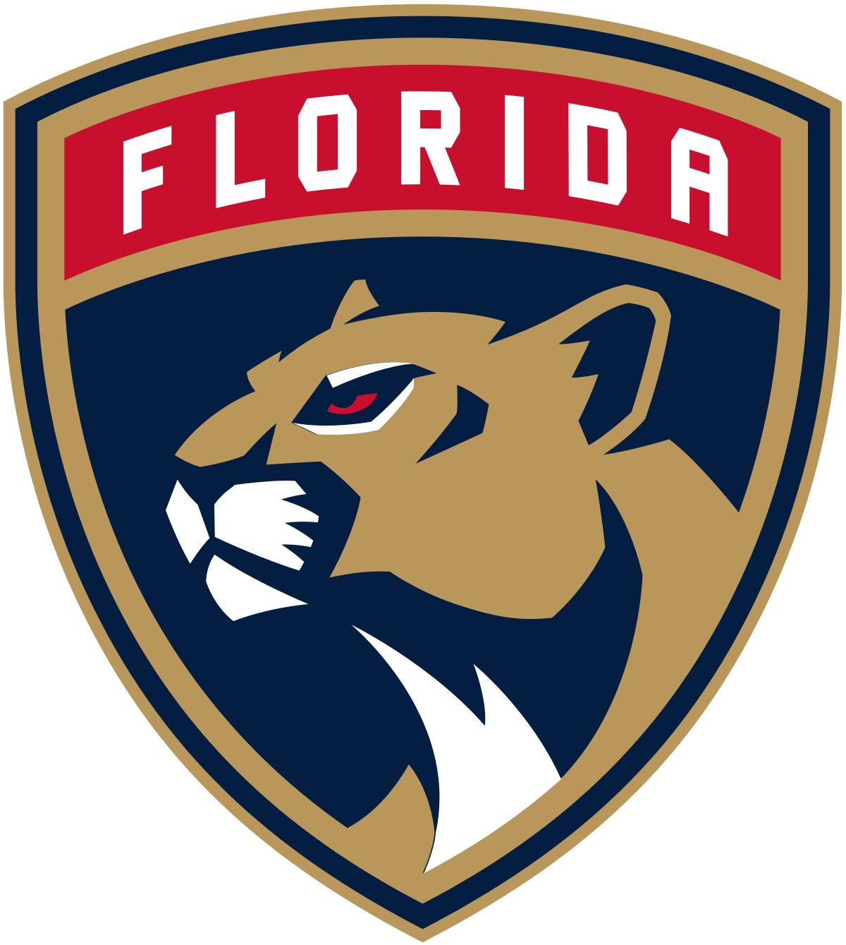 Panther clipart track. Florida logos panthers wikipedia