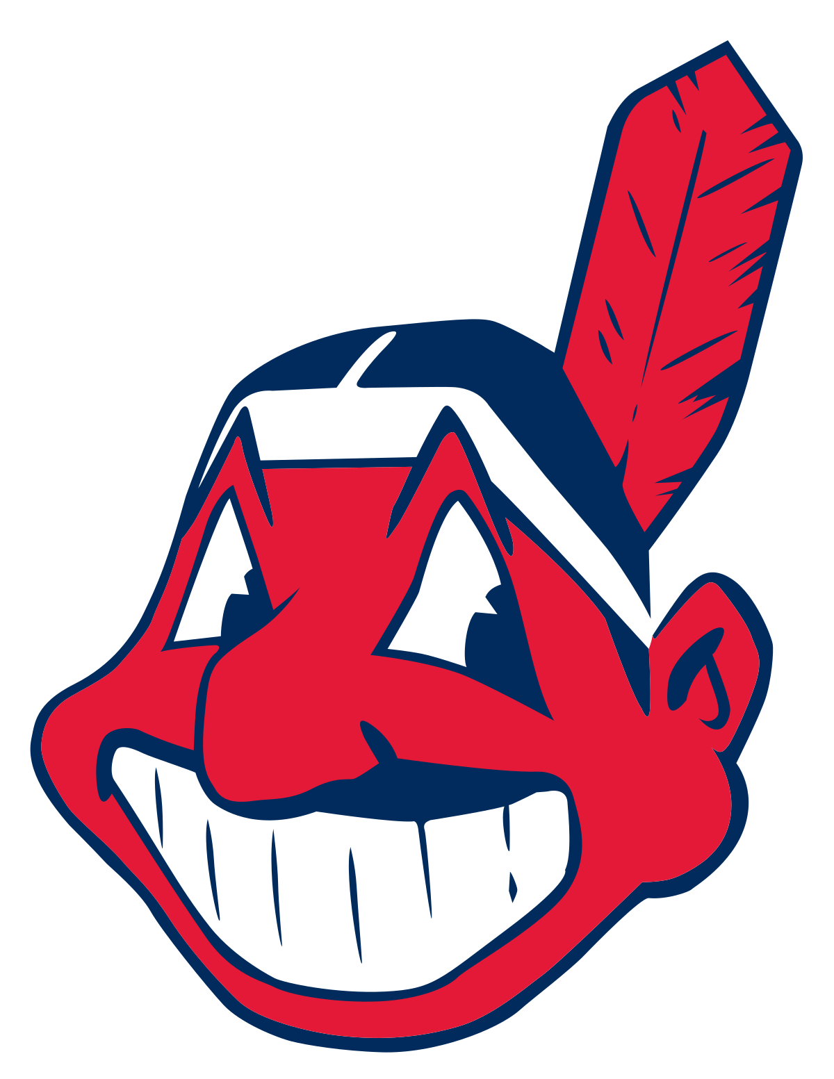 Chief wahoo wikipedia . Indians clipart traditional man indian