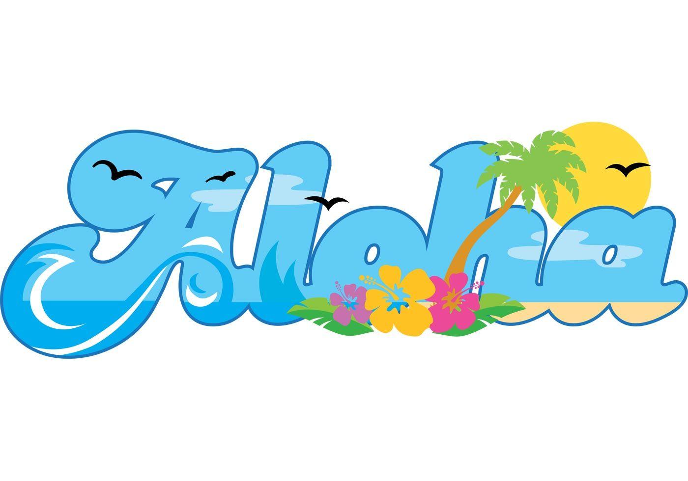 Clip art backgrounds hawaii. Hawaiian clipart aloha word
