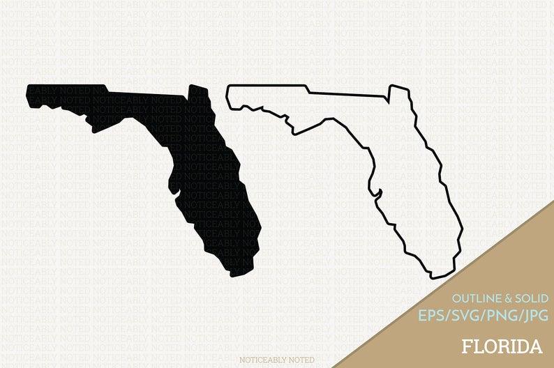 State fl clip art. Florida clipart vector