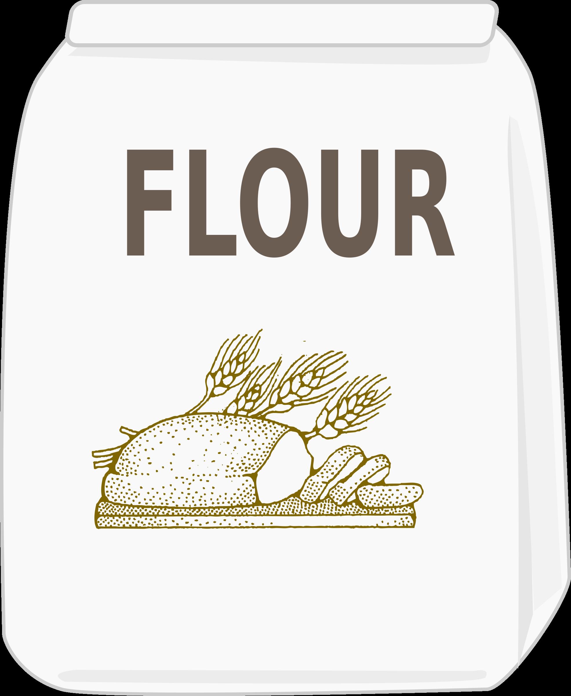 Flour clipart all purpose flour. Free cliparts download clip