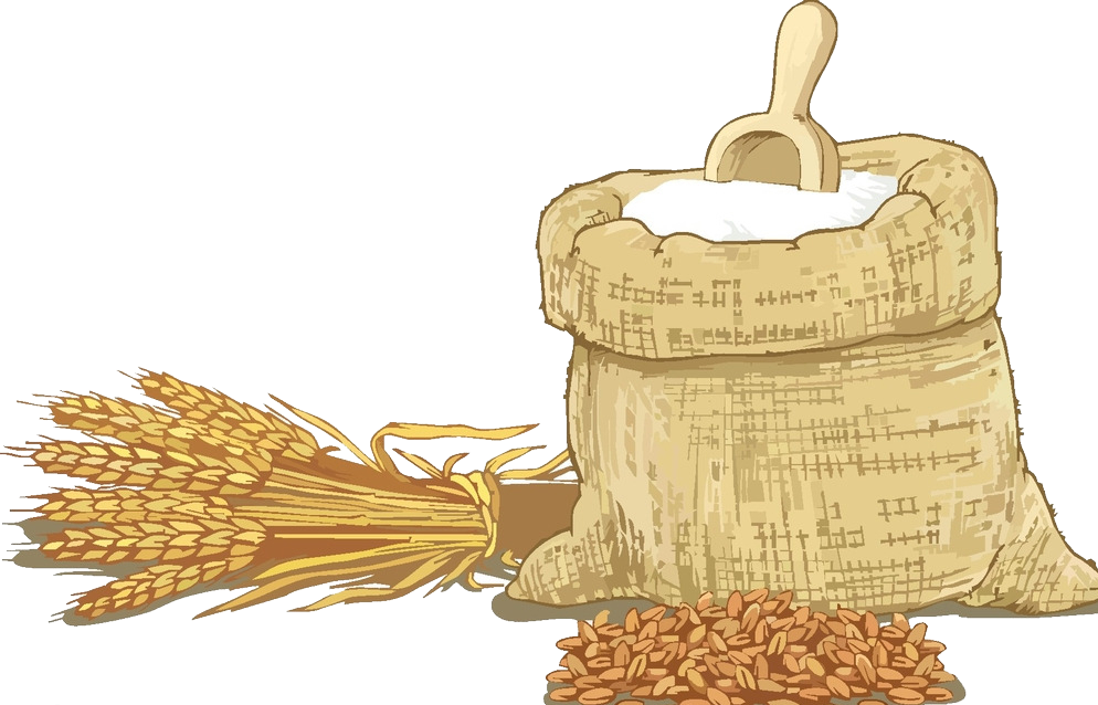 Cereal clip art transprent. Wheat clipart wheat flour