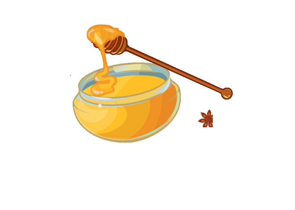 Honey clipart honey cake. Jar clip art cartoon