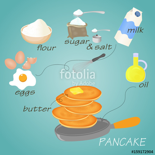 Flour clipart flour sugar. Icons of products for