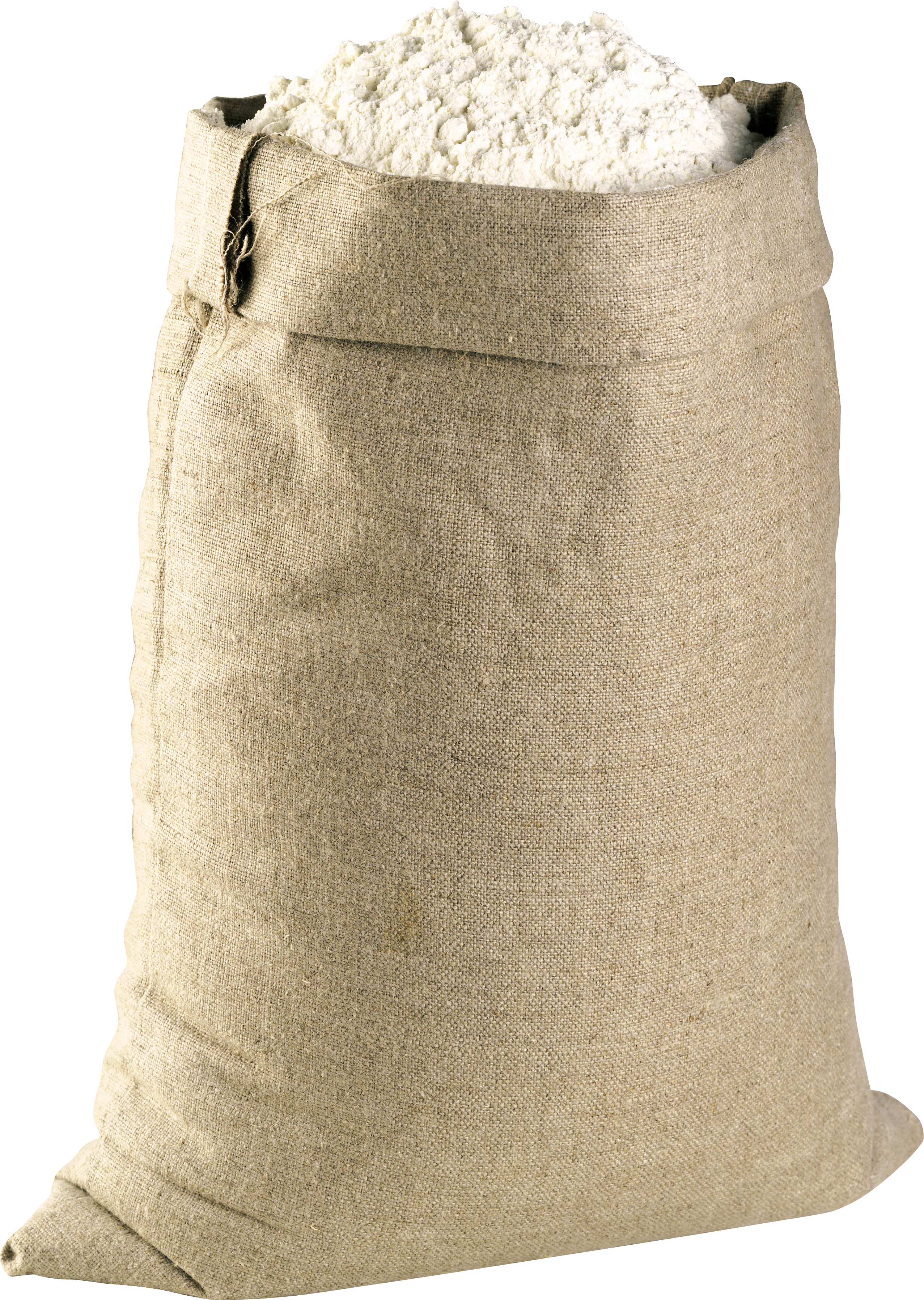 Flour clipart sack flour. Baguette bread transprent png