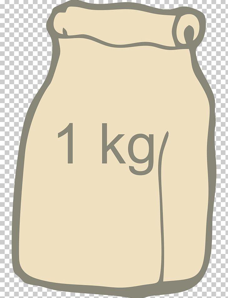 Bag drawing png beige. Flour clipart sack flour