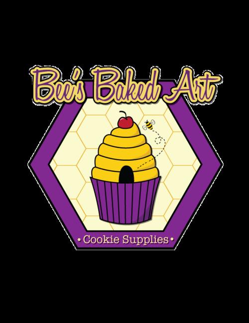Bee s baked art. Flour clipart sugar cookie