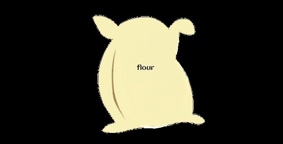 Flour clipart vector. Mlp by rarityfashionista on