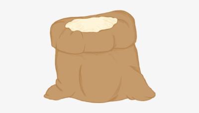 Download free png dlpng. Flour clipart wheat flour