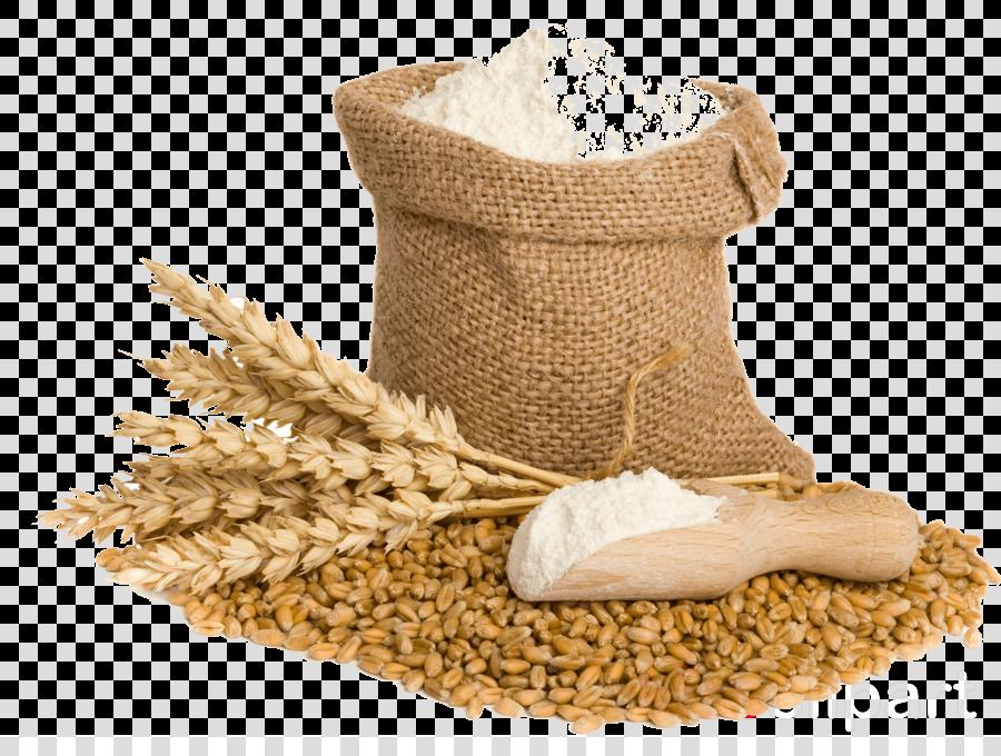 Flour clipart wheat flour. Cartoon product transparent clip