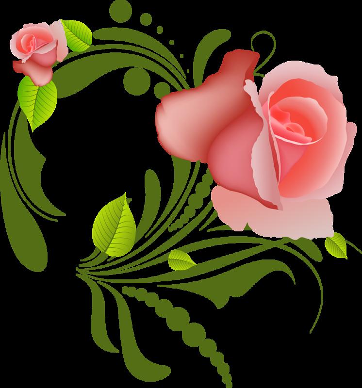 christine staniforth meme. Flourish clipart elegant flower
