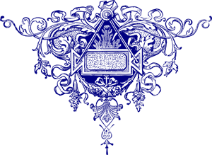 Flourish clipart fancy symbol. Royal png svg clip