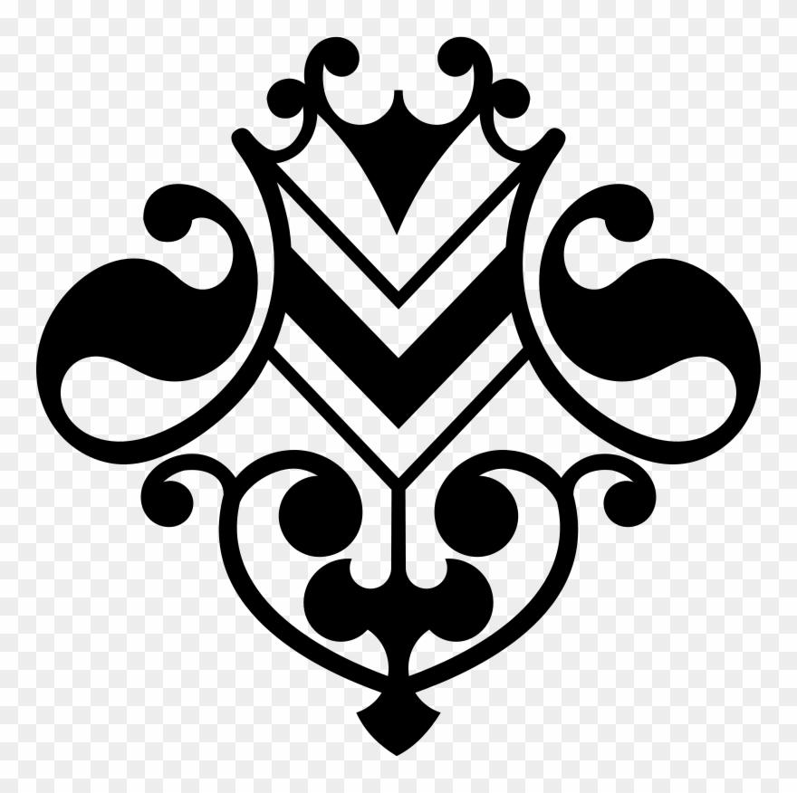 Flourish clipart fancy symbol. Print png images transparent