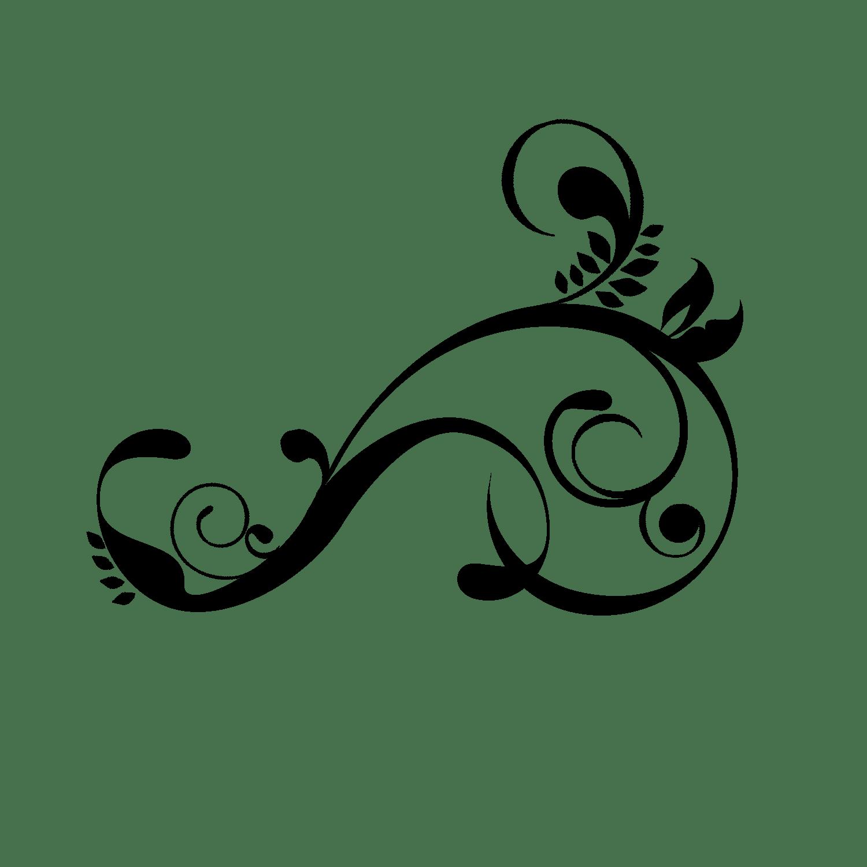 Art prediksi site corner. Flourish clipart fleurish