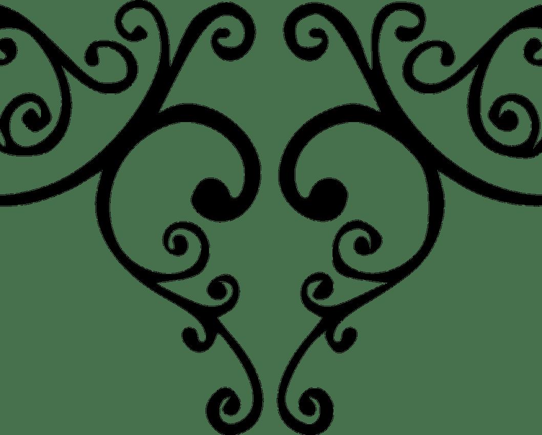 Flourishes clipart underlines.  huge freebie download