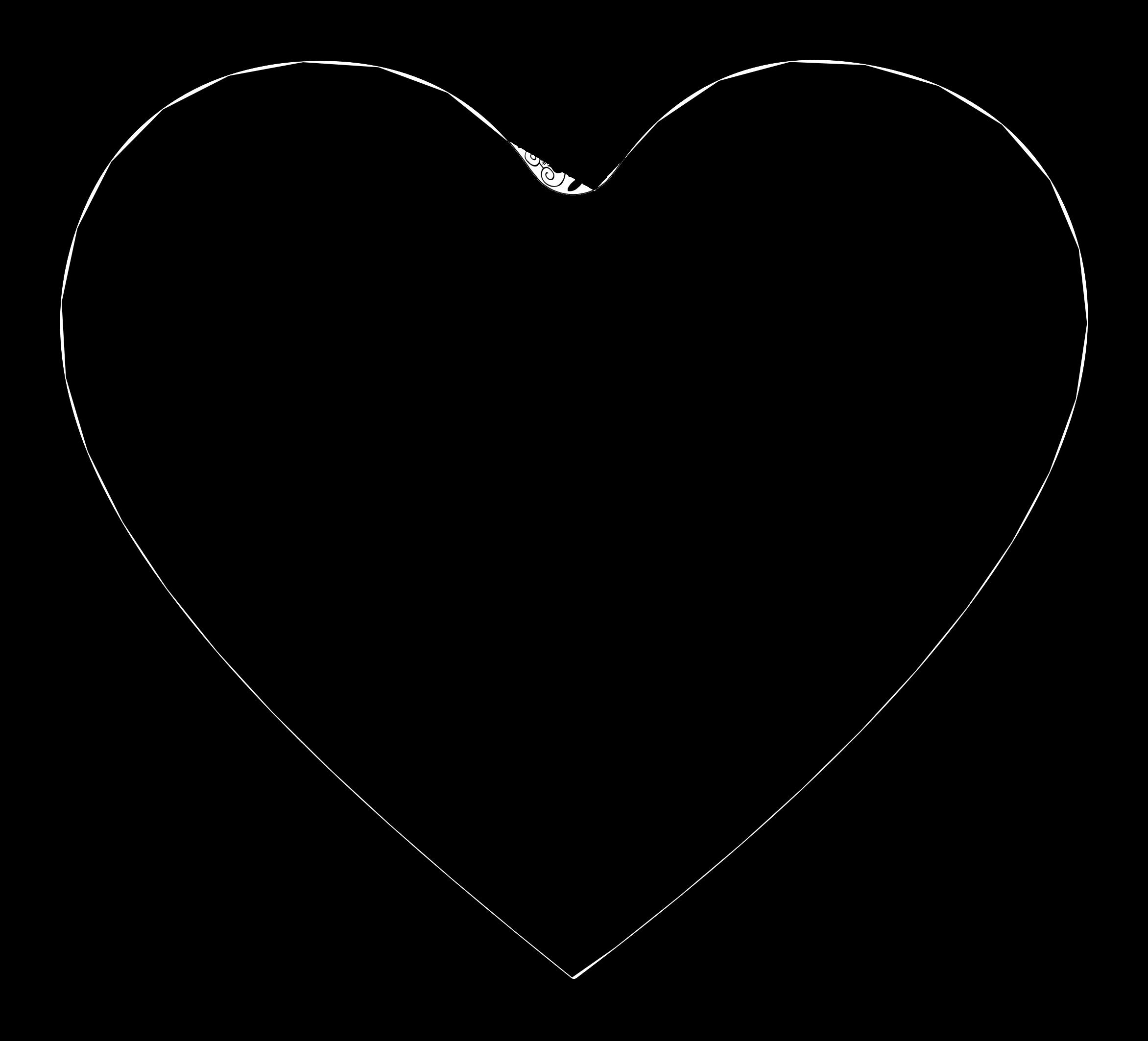 Flourish clipart ornamental. Decorative heart icons png