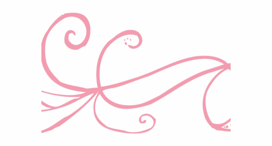 Flourish clipart squiggle. Transparent png download for