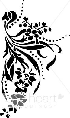 Flourish clipart weddding. Wedding flourishes designs
