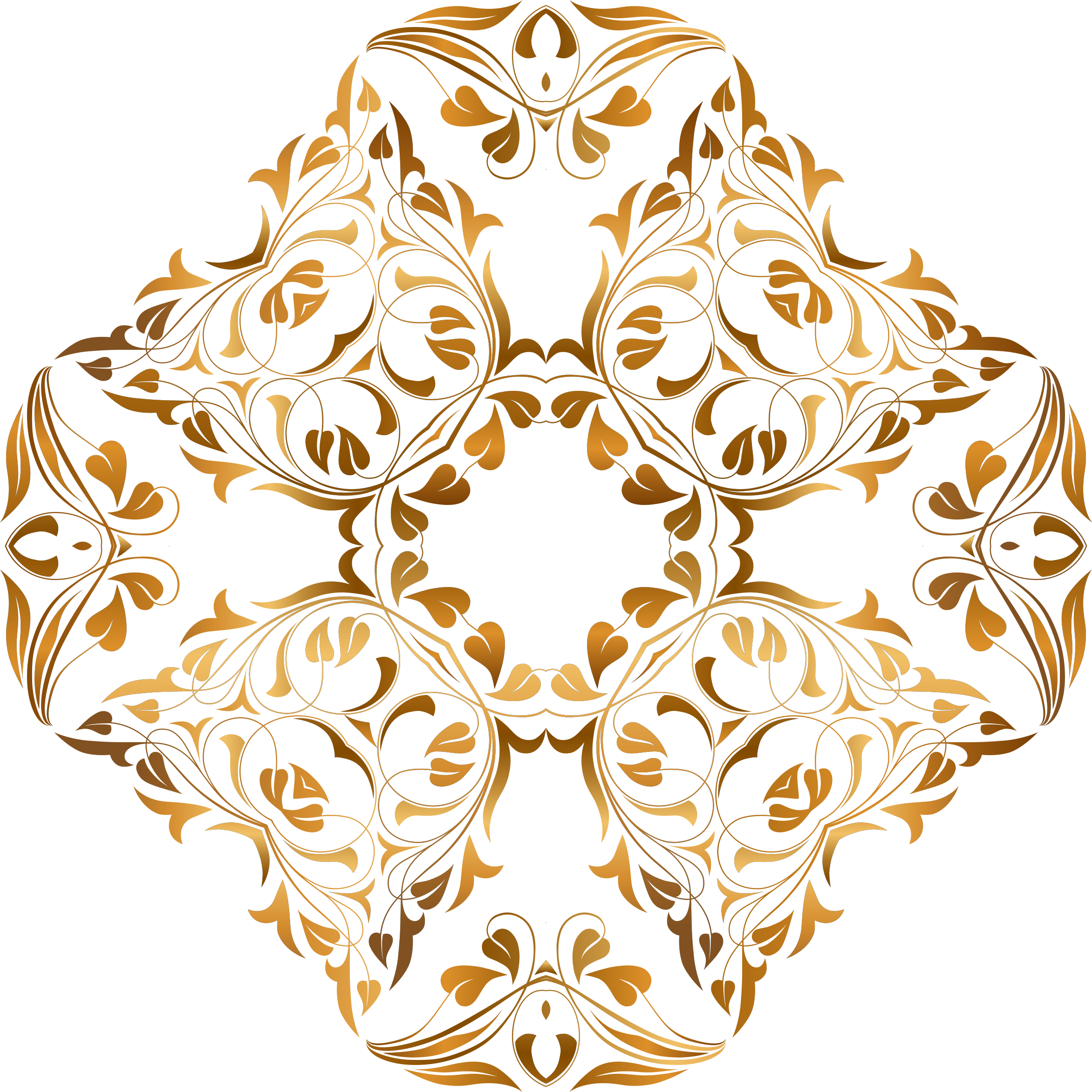 Floral design big image. Flourish clipart wedding hd