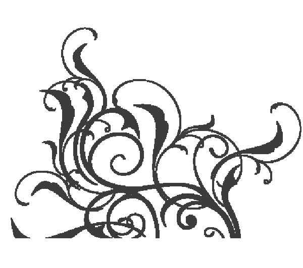 Pin by morgana handmade. Flourishes clipart logo