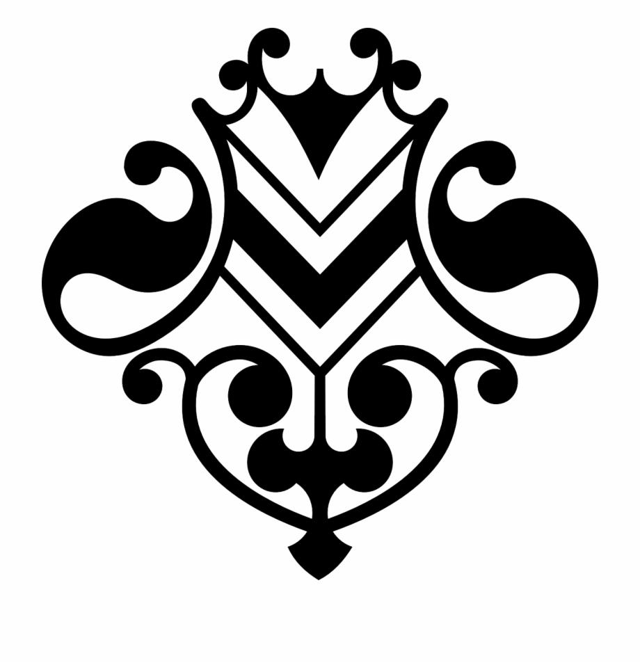 Flourishes clipart logo. Print flourish transparent png