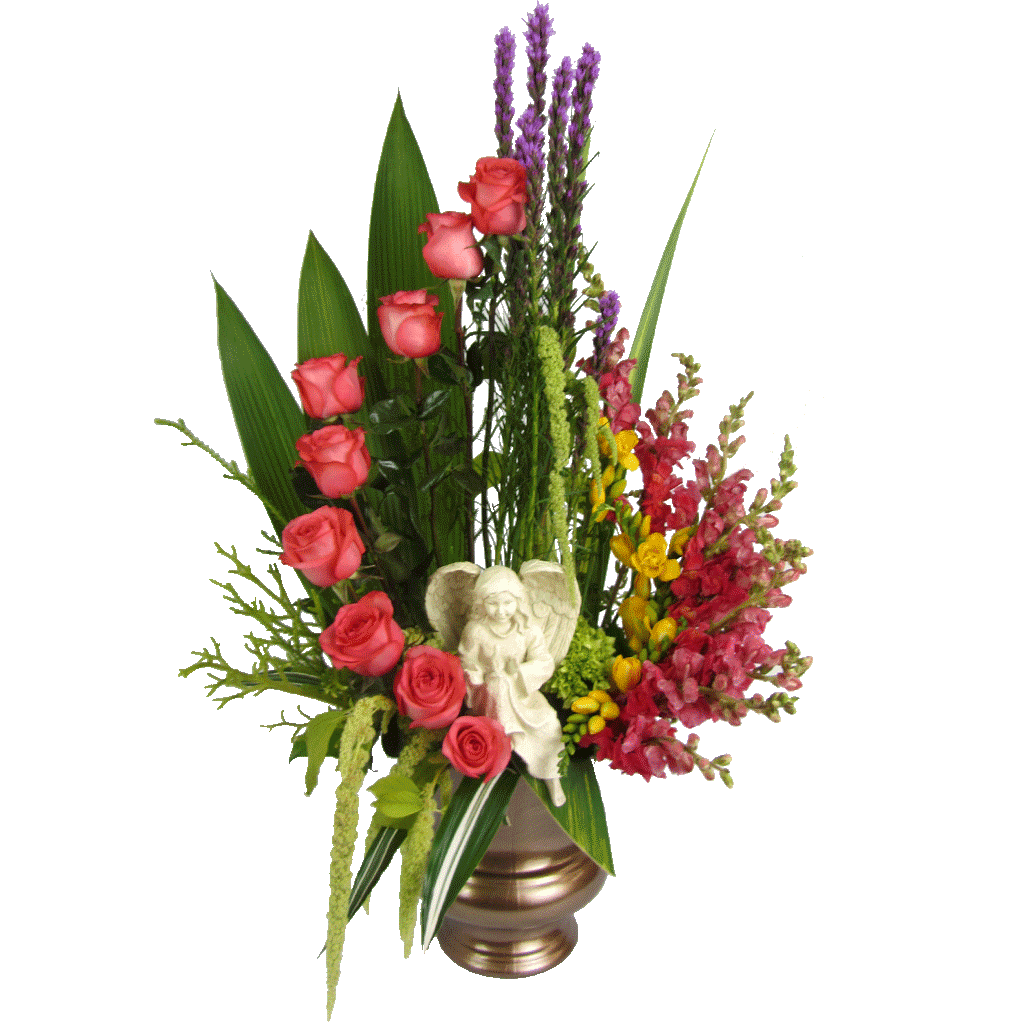 Flower arrangement png. Stairway to heaven provides
