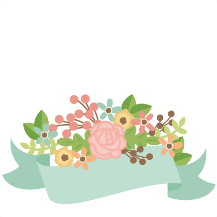 for free download. Flower banner png