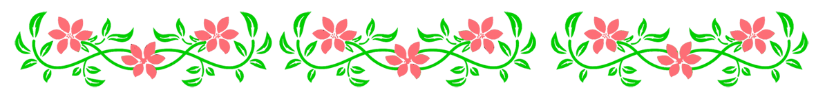 Flowers transparent images pluspng. Flower borders png