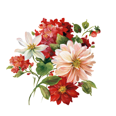 Download free transparent image. Flower bunch png