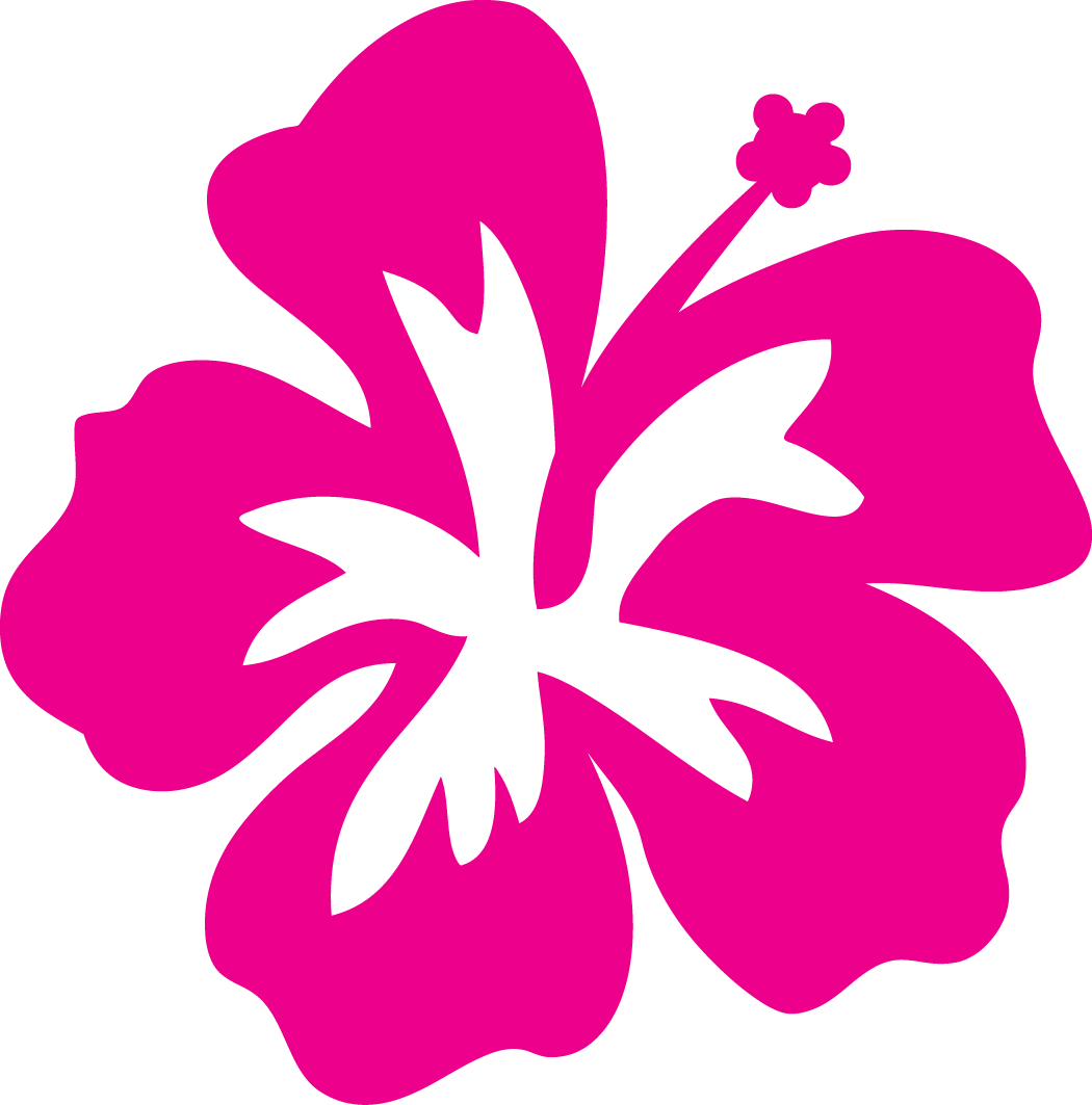 Flower clipart beach.  collection of pink