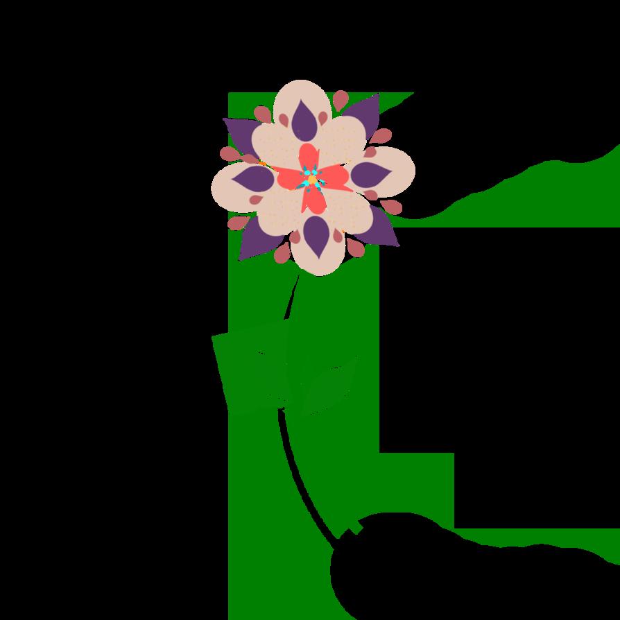 Flower clipart coffee. By cinnamoncoffeestudio on deviantart