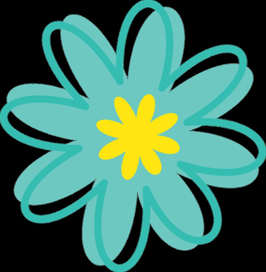 wydrukuj print pinterest. Flowers clipart frog