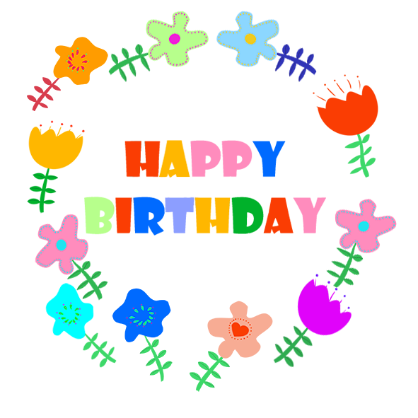 Clip art and free. Hedgehog clipart happy birthday