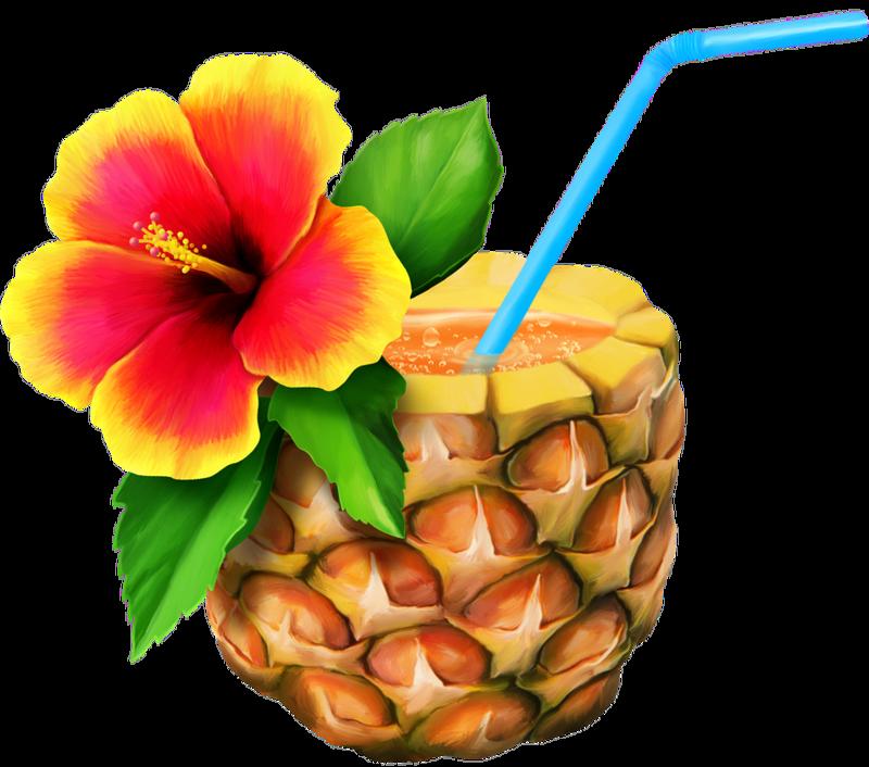 el png bullet. Flowers clipart pineapple