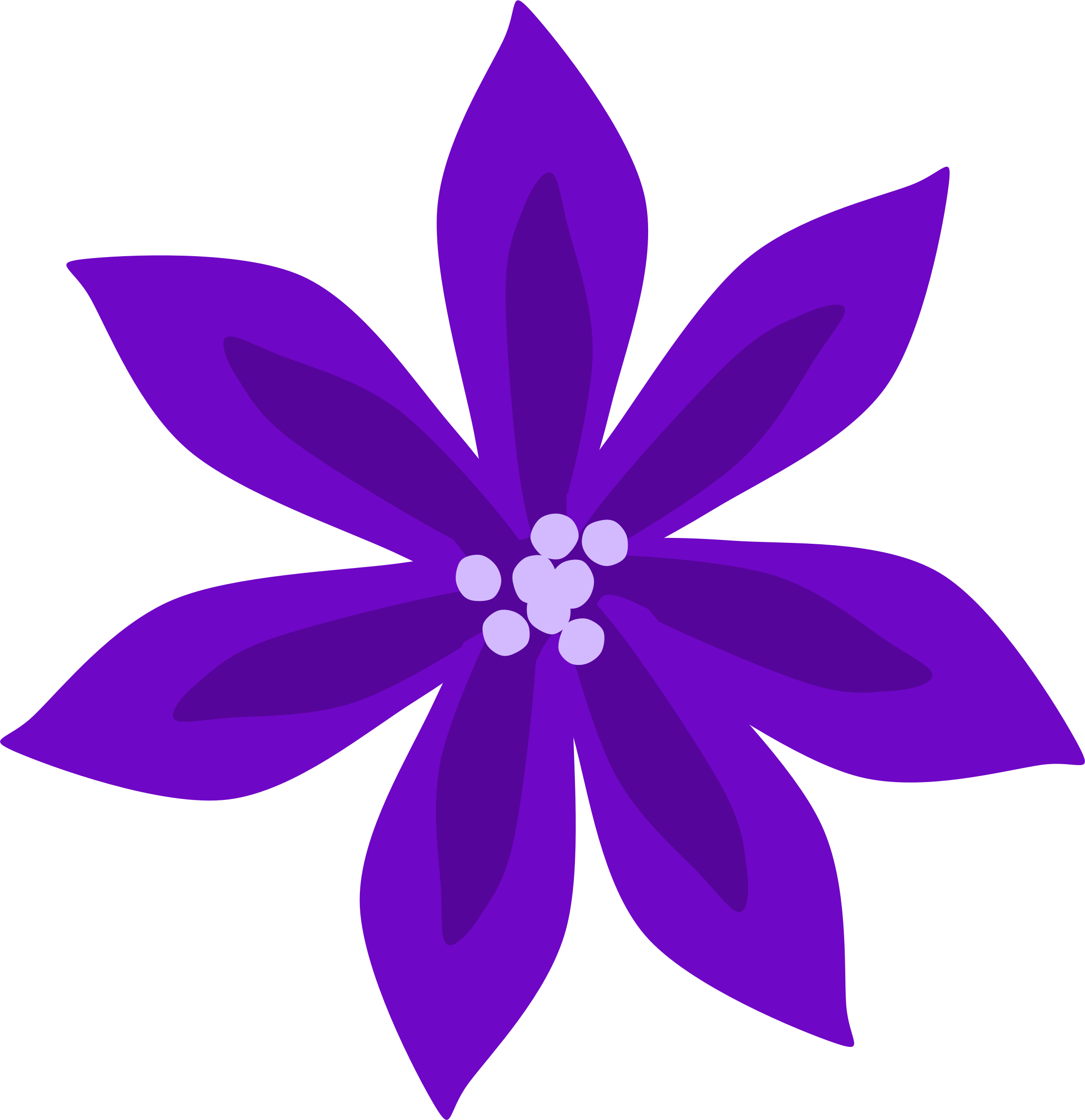 Purple clipart water lily. Big image png
