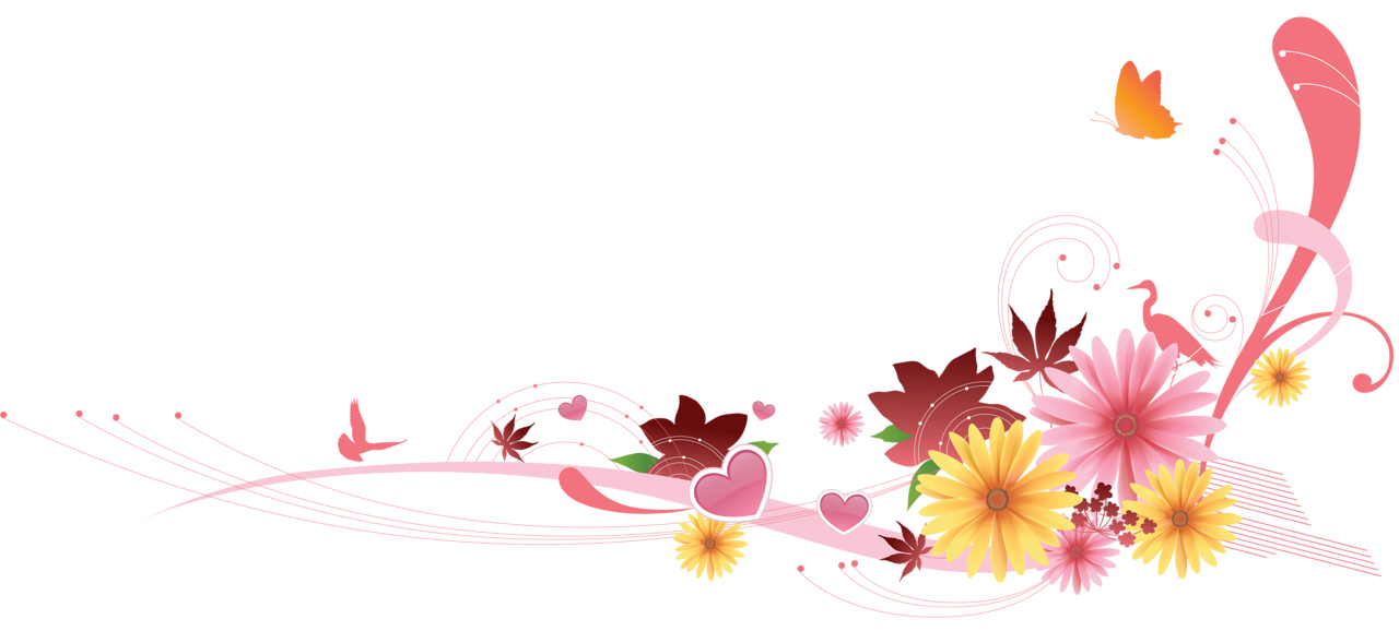 Flowers clipart texture.  f e orig