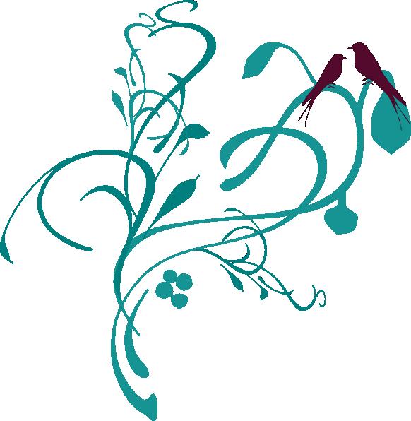 Free vine clip art. Vines clipart bird