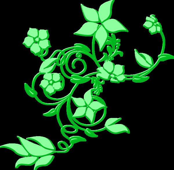 Free images at clker. Flower vine png