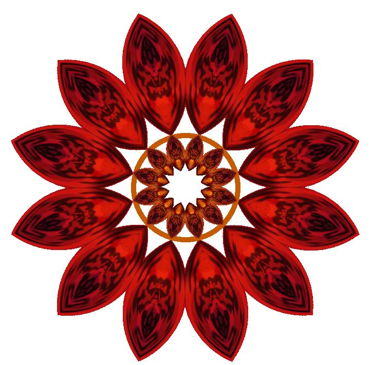 Flower design png.  for free download