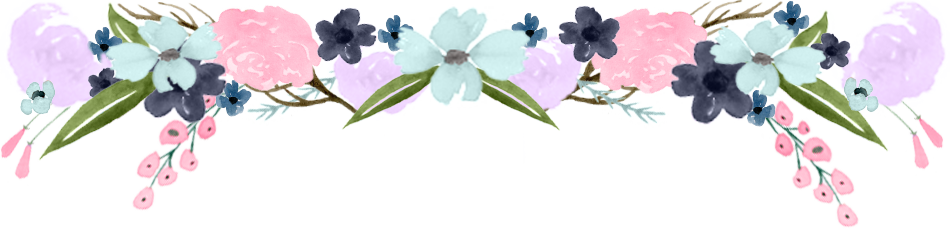 Flower divider png. Dividers ya new releases