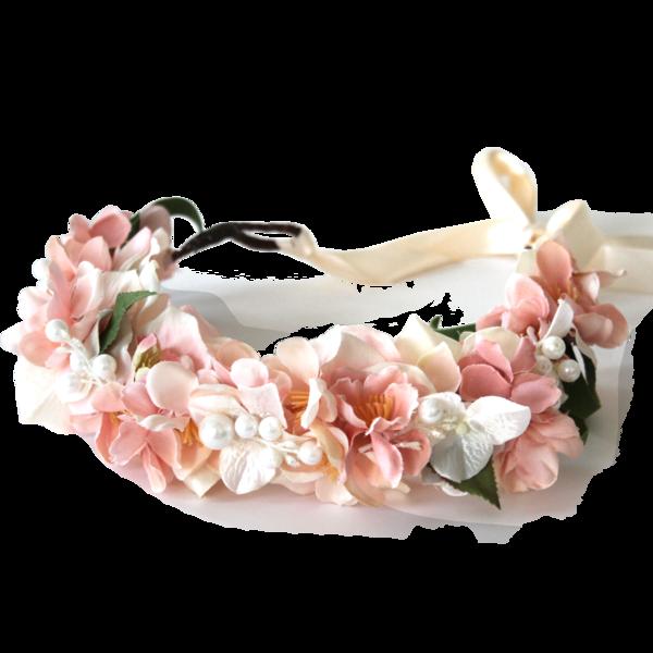 The sophia marie free. Flower headband png