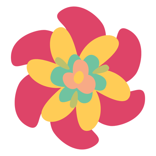 Flower illustration png. Twist transparent svg vector