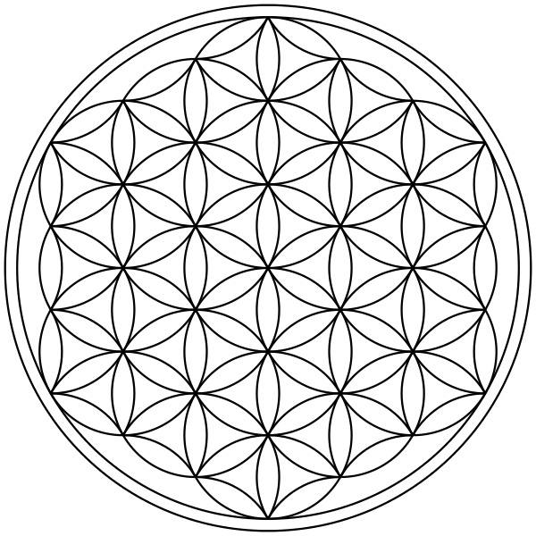 Ancient egypt what is. Flower of life png