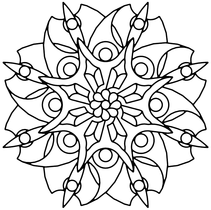 Blade coloring page com. Flower overlay png