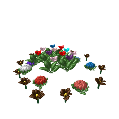 Roblox. Flower patch png