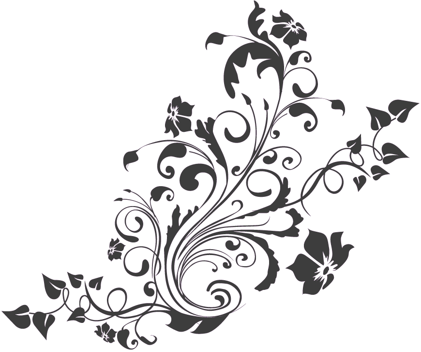 Floral proyectos que intentar. Flower pattern png