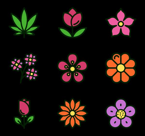 Flower petal png.  petals icon packs