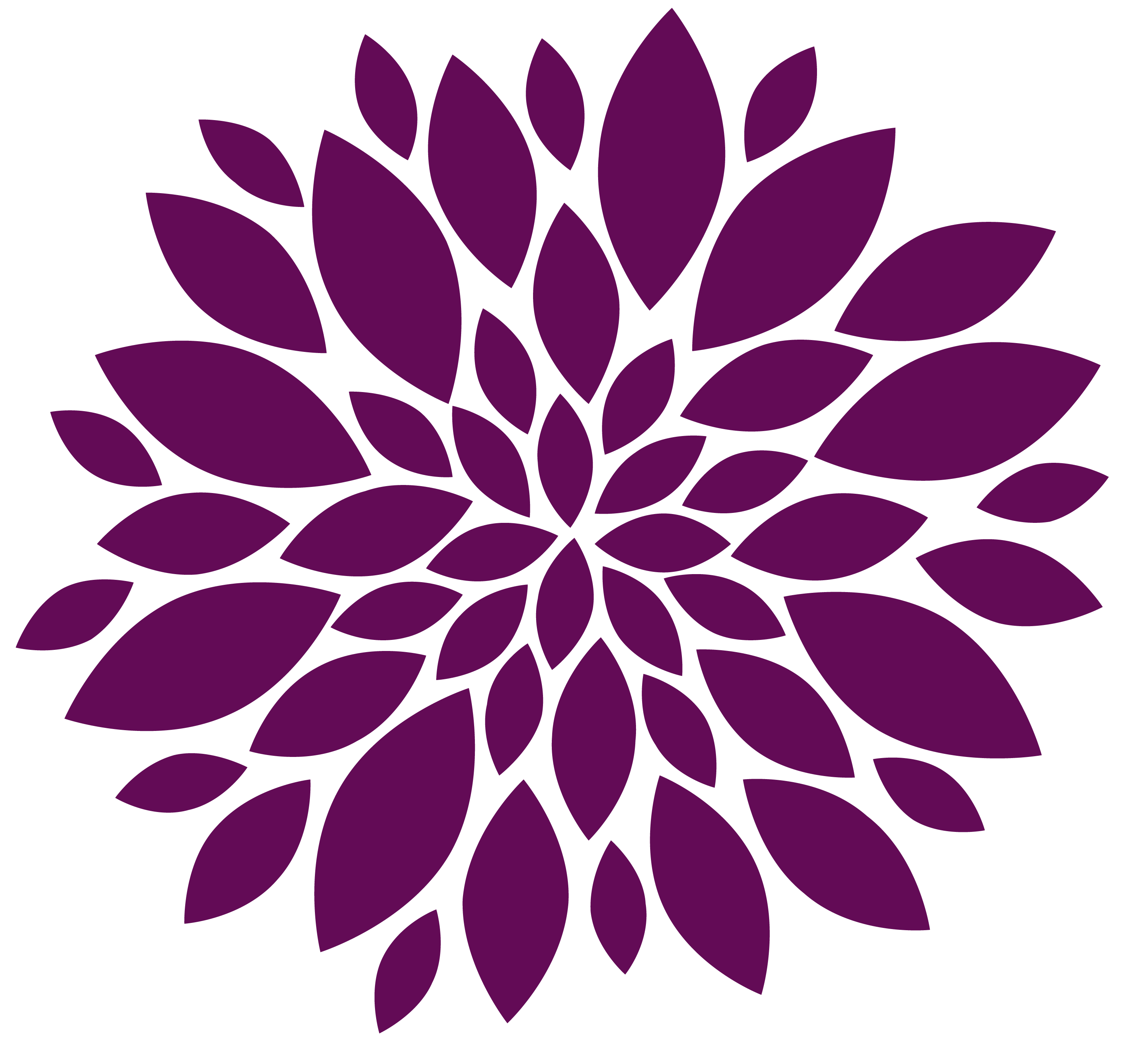 Flowers image is a. Flower silhouette png